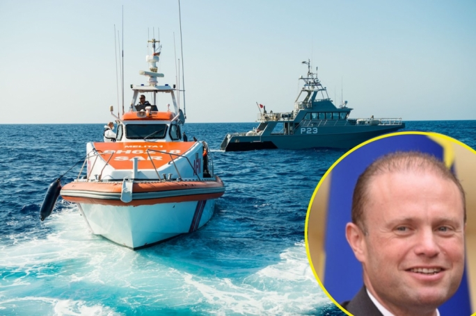 The Maltese government's acceptance of a request by Germany to take in the migrants on board the MV Alan Kurdi was a show of good will, Prime Minister Joseph Muscat said on Sunday