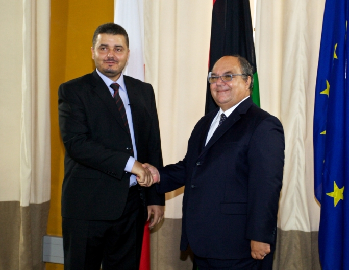 Updated | Ministry denies signing of agreement for Libya to open TV station