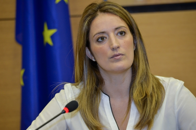 EU states cannot bury their heads in the sand on migration: Metsola