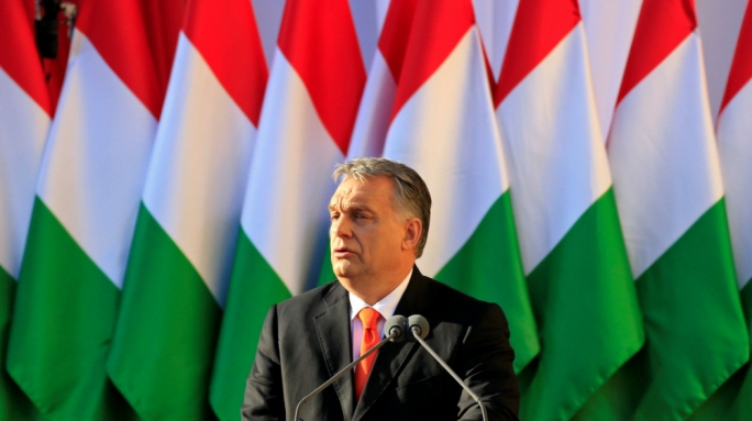Hungary's Prime Minister Viktor Orban saw his party Fidesz being suspended by the European People's Party congress