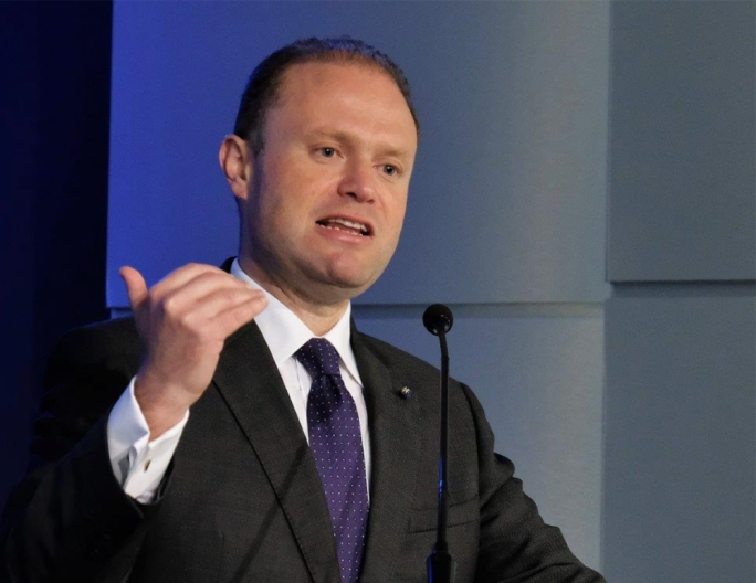 Muscat paints picture of 'divisive' Busuttil