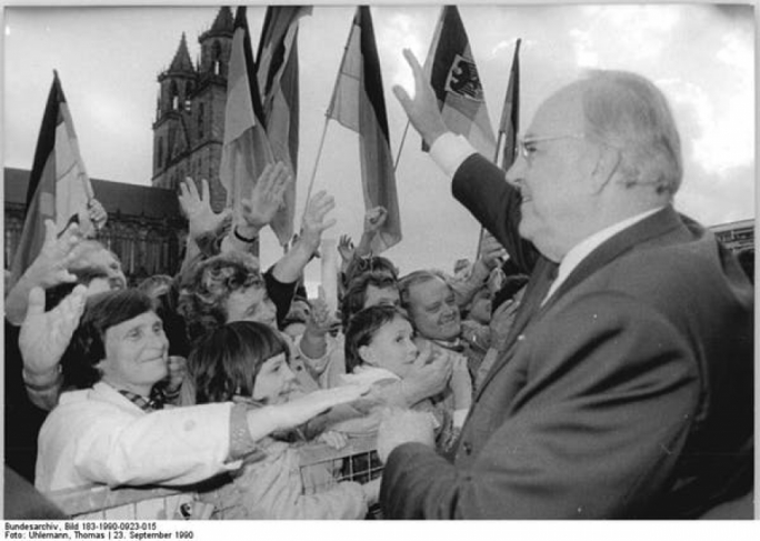 [ANALYSIS] How divisions between East and West Germany persist 30 years after reunification