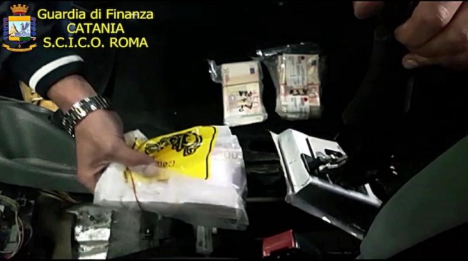 Cash bets collected in Italy were smuggled in cars that made regular trips to Malta on the Pozzola ferry; the money would then be used to make online bets, with the proceeds being laundered through property acquisitions in other countries