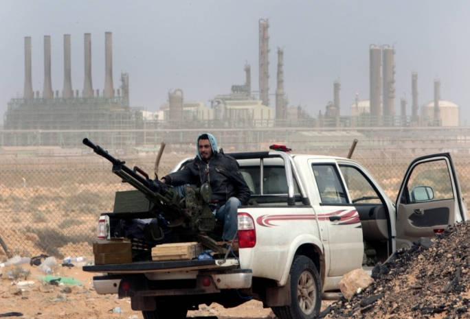 Security of supply for oil firms in Libya is a major concern for businesses