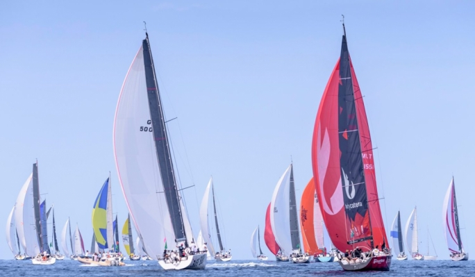 Rolex Middle Sea Race heads into the second day of the competition