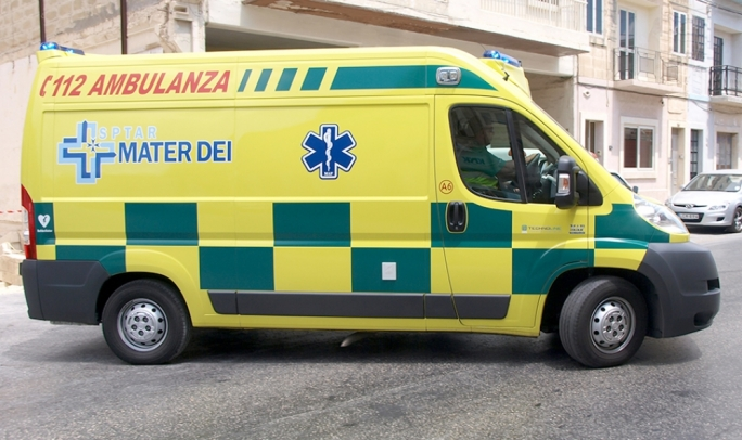 Motorcyclist grievously injured in Qormi collision
