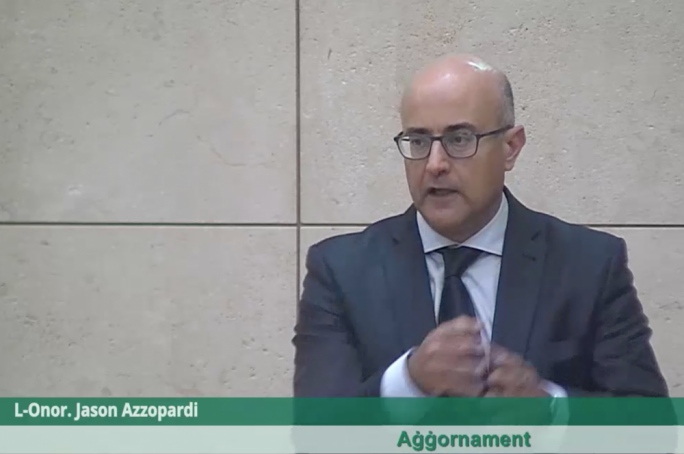 Jason Azzopardi accuses Konrad Mizzi of escaping justice, Prime Minister of covering up