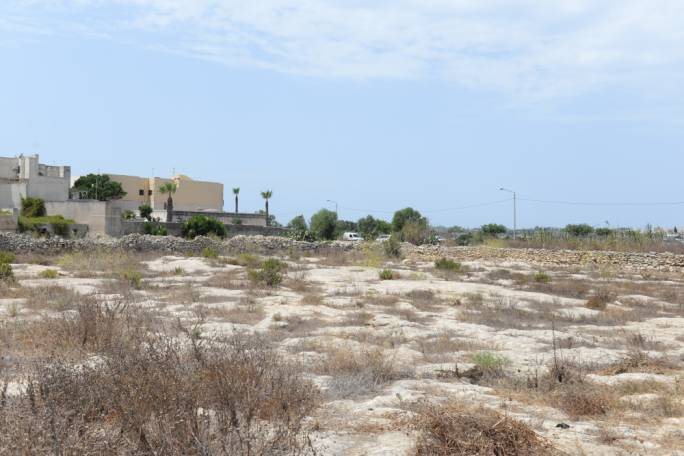 Another supermarket proposal... right next to Mosta Lidl