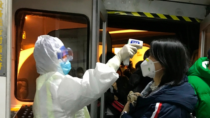 [WATCH] China virus scare: passenger screening at Malta airport not necessary