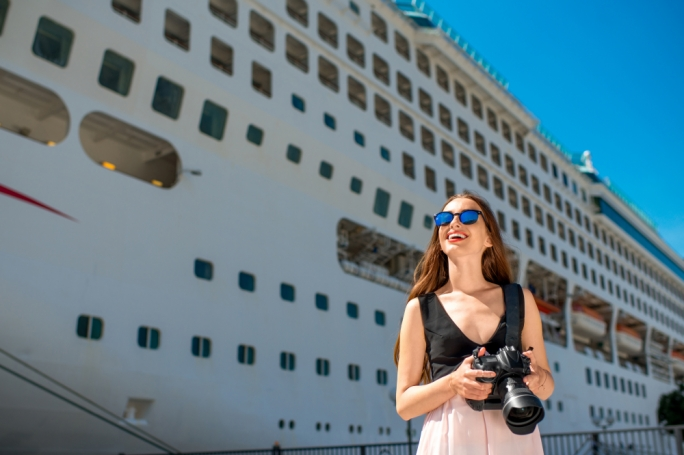 Cruise liner passengers up 21% last year