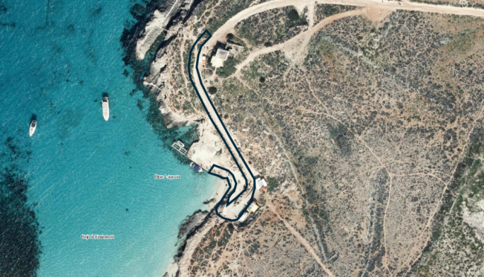 Don't resurface Comino's dirt road, heritage authorities tell Gozo