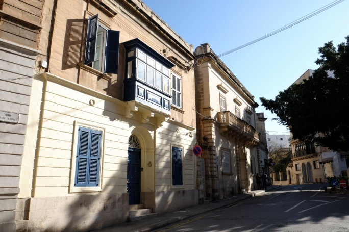 Villa Degiorgio in Sliema saved from demolition