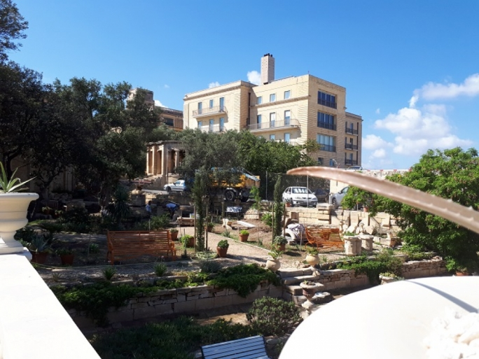 Fate of Pietà's Villa Frere garden views hinges on board inspection