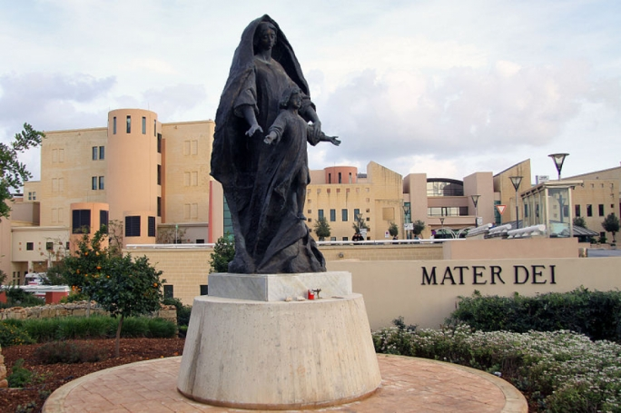 Mater Dei Hospital is trying to cope with seasonal influenza that includes the highly contagious Swine flu