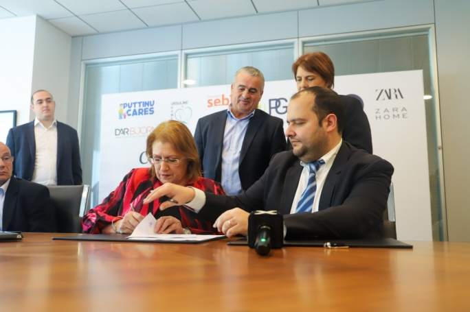 Pama supermarket boss donates €7 million in shares to Maltese charities