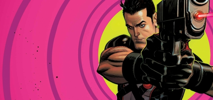 Guillermo Ortego, illustrator of DC's Grayson, will return to Malta Comic Con