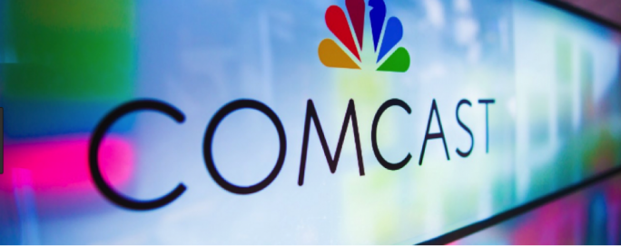 US cable TV giant Comcast has made a £22.1bn bid for Sky, challenging an existing offer from 21st Century Fox