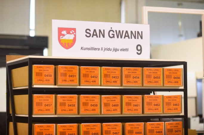 Labour will be looking to win back San Gwann after last election's PN steal of more seats. (Photo: James Bianchi/MediaToday)