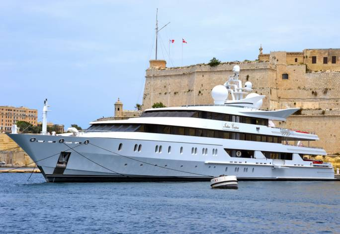 Malta's VAT regime for leasing of superyachts is under EU scrutiny