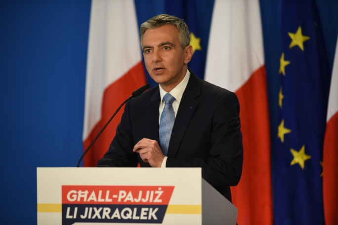 PN leader promises permanent anti-corruption magistrate post