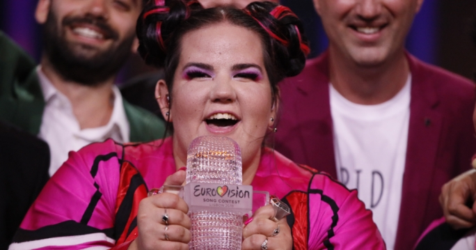 Israeli pop singer Netta, who clinched the ESC trophy last year