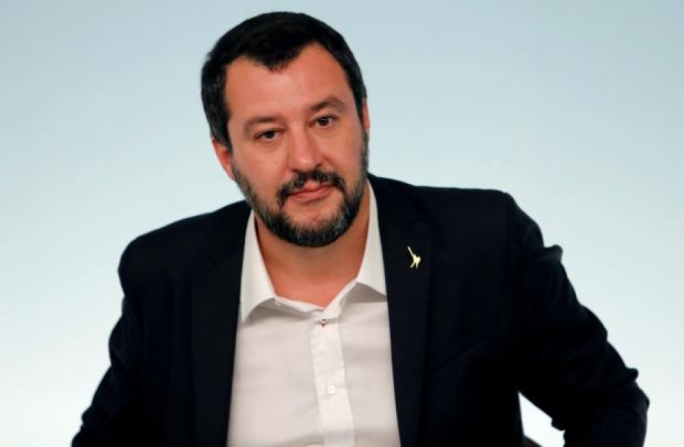 Italian Deputy Prime Minister Matteo Salvini said he remained against the arrival of more migrants in Italy