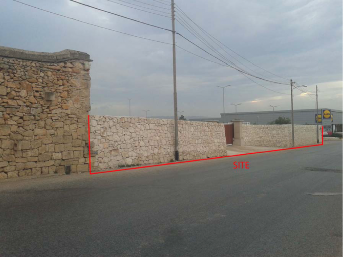 Polidano wants illegal Safi boundary wall regularised