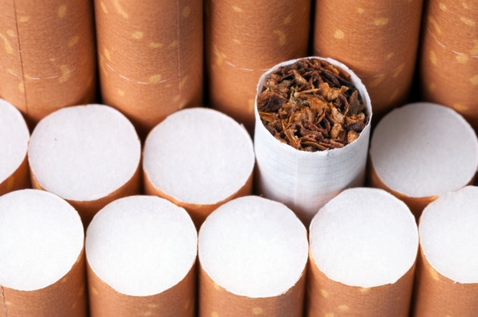 The value of dues being defrauded on the cigarettes amounted to over €46,000