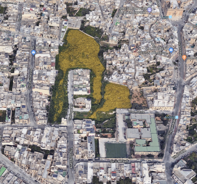 Luqa development grows to 144 dwellings after owners 'split' project