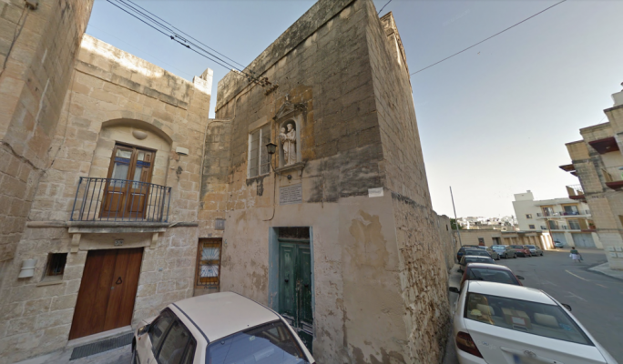 Heritage watchdog objecting to Birkirkara house demolition