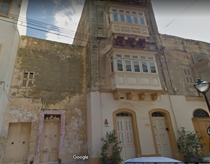 Demolition request for 17th century house near Fenech Adami residence