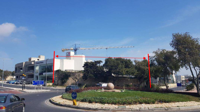 Trees face chop for Naxxar-Mosta roundabout showroom