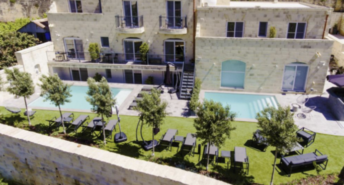 Wied Ghomor hotel application resurrected