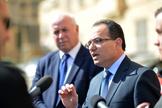 File photo: PN secretary-general Chris Said (Photo: Ray Attard)