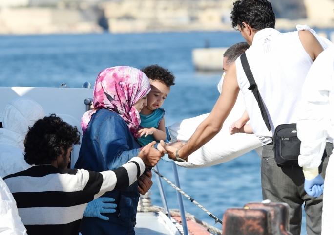 [WATCH] Army rescues 257 migrants at sea
