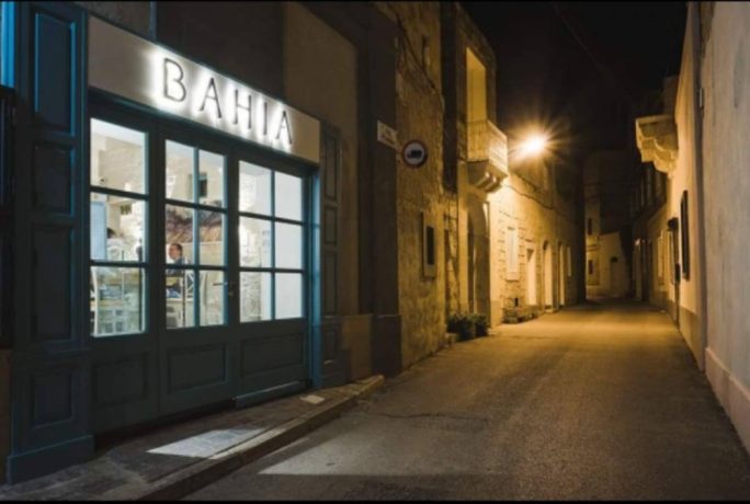Bahia in Lija is also offering a fine dining delivery service