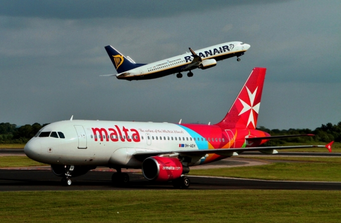 All Air Malta flights and services operating normally