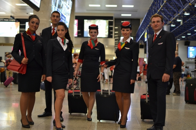 Air Malta is scoring high on its customer surveys