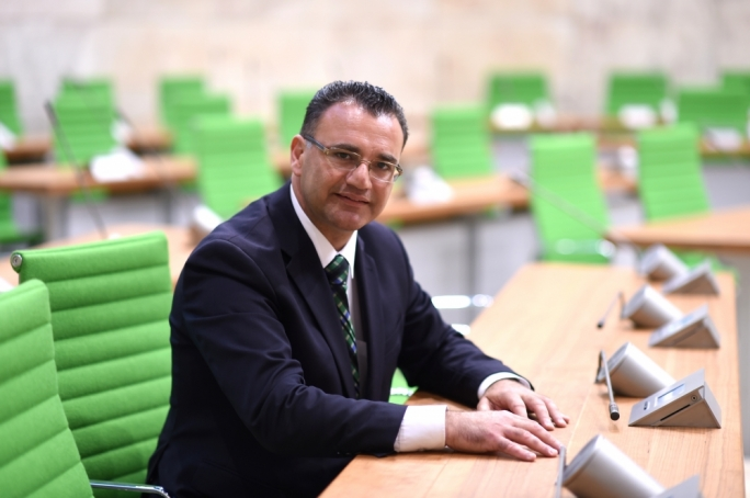 David Agius to contest PN deputy leadership for parliamentary affairs