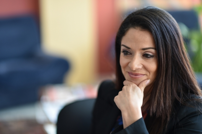 MEP candidate Miriam Dalli (Photo: Ray Attard)