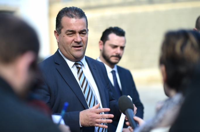 Fenech Adami blasts corruption after resignation of FTS chief