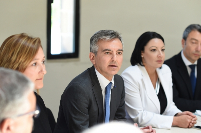 [WATCH] Busuttil defends 'right to react' to whistleblower's 'false allegations'