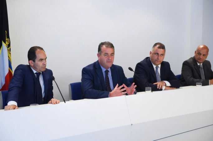 [WATCH] Beppe Fenech Adami warns Malta has major crime problem, says Joseph Muscat is out of touch