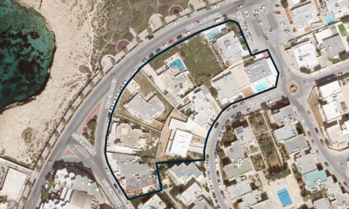 New zoning attempt to drop Qawra villas and turn them into apartment blocks