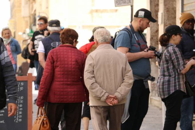 Maltese people have longest good health lifespan in the EU