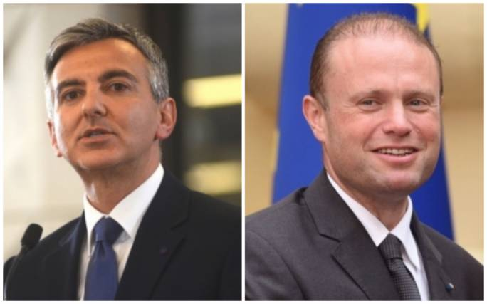 Updated | Simon Busuttil says Joseph Muscat's attendance of Pilatus owner's wedding reveals 'a dangerous relationship'