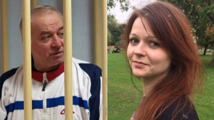 Skripal, 66, and his daughter Yulia, 33, were poisoned in a suspected Russian nerve agent attack in Salisbury early in March