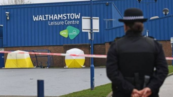 A teenage boy was shot and another stabbed in Walthamstow, east London