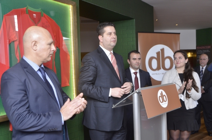 €1 million investment for the new db Seabank Entertainment Complex