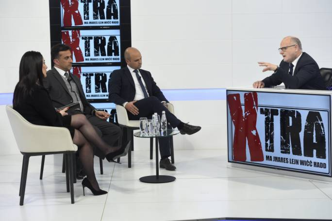 Parliamentary secretary for reforms Julia Farrugia Portelli, academic Andrew Azzopardi and Nationalist Party MP Ryan Callus, on Xtra tonight, were largely in agreement giving the right to vote to 16 and 17-year-olds